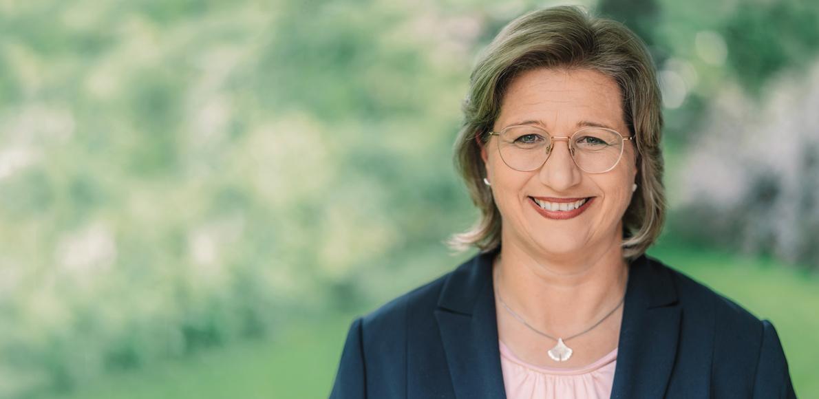 Anke Rehlinger.